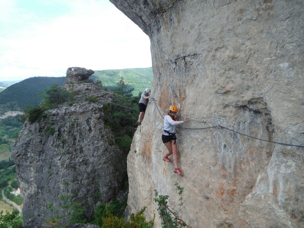 canyoning cevennes anduze Boisset Gaujac