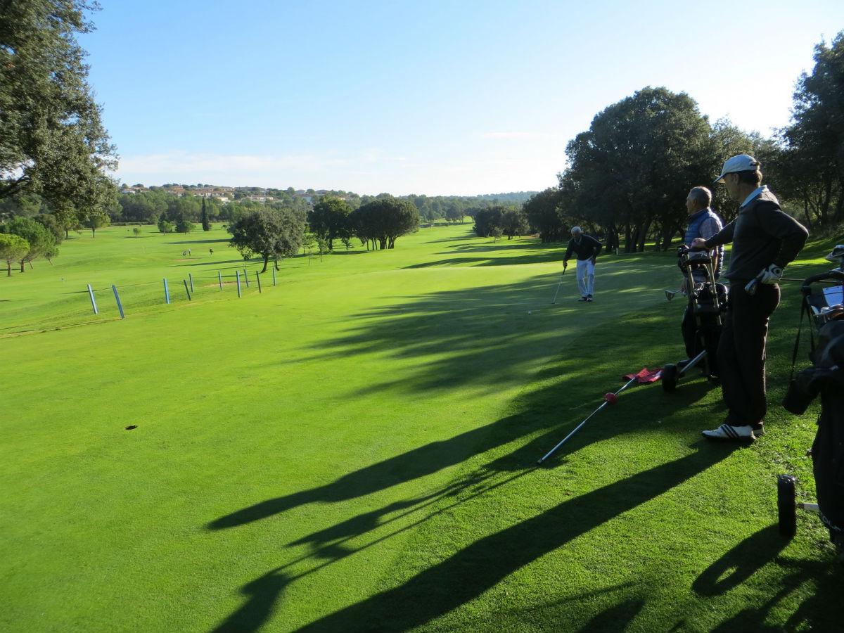 Golf Ales proche Notre Dame des Amandiers