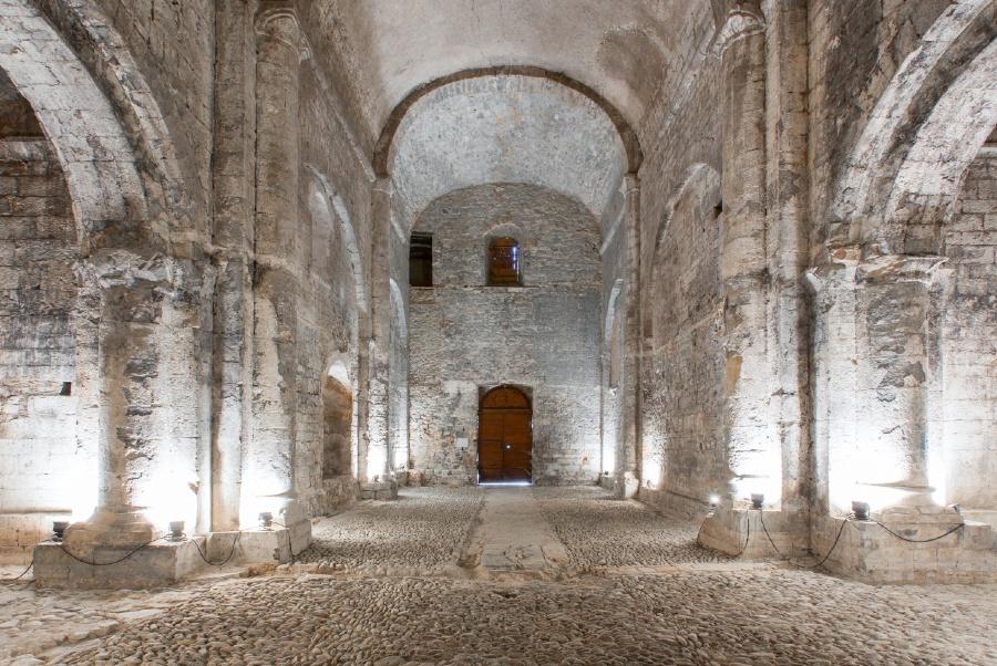 Chapelle Notre Dame des Amandiers