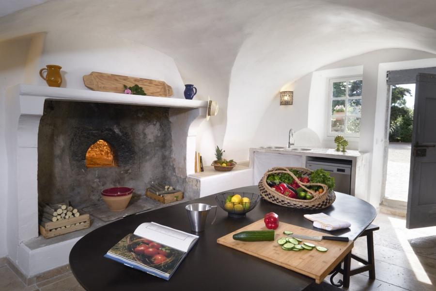 Cuisine été Domaine Notre Dame des Amandiers