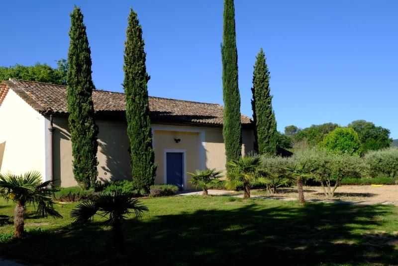 Orangerie Domaine Notre Dame des Amandiers